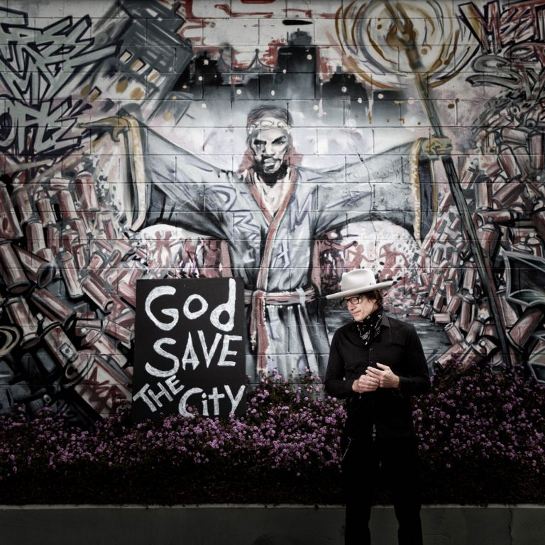 GOD SAVE THE CITY (album) OUT NOW!
